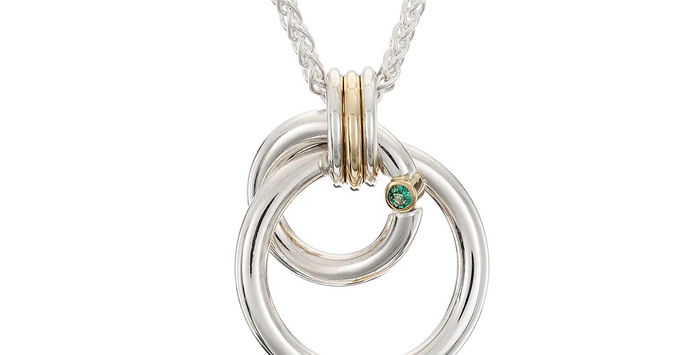 Ring of Kerry Silver Pendant