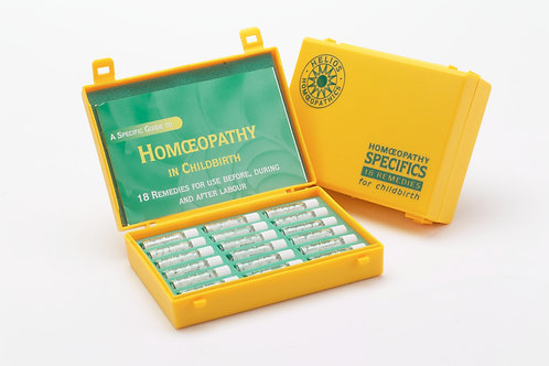 Homeopathy in Childbirth Kit
