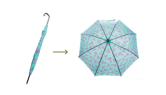 eco chic umbrella