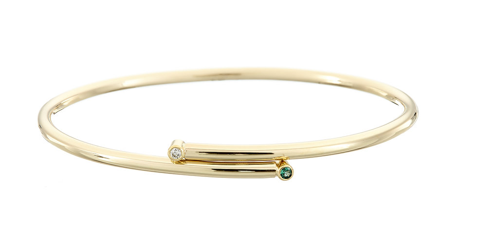 Ring of Kerry 9ct Gold Bangle