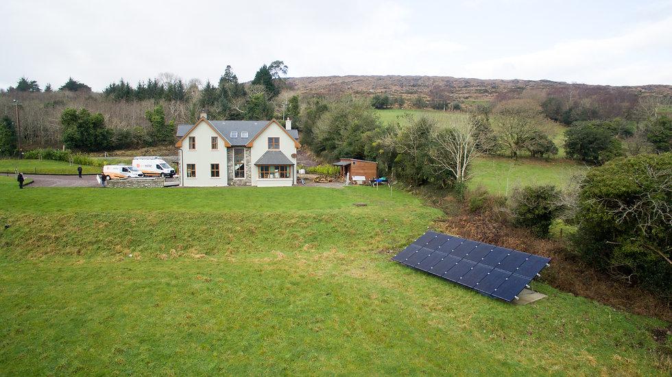 Prosolar, solar power ireland, solar panels ireland