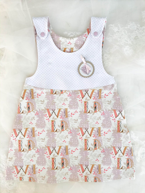 Dress Size 86 (18-24 m) Wild Pineapple