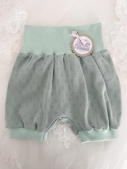 Pant short 98/104 Mint