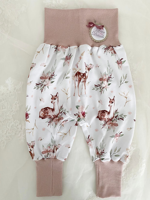 Pant Size 68/74 (6-12 m) Ohh Deer