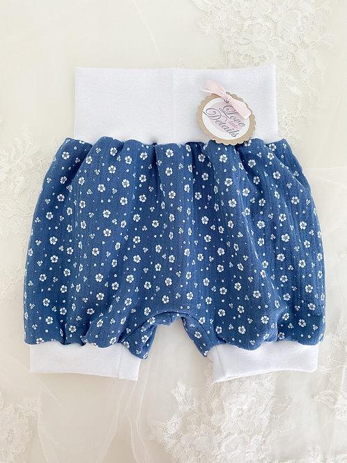 Pant short 80/92  Little Flowers