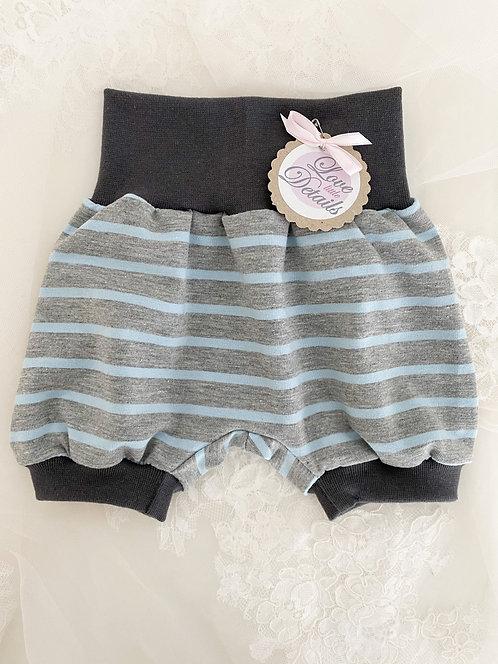 Pant short 56/62 Stripes