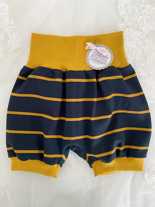 Pant short 80/92 Stripes