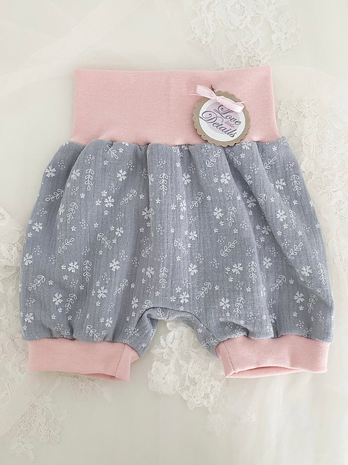 Pant short 80/92  Sweet Flowers