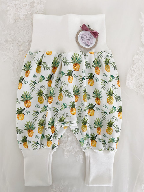 Pant Size 56/62 (2-6 m) Pineapple