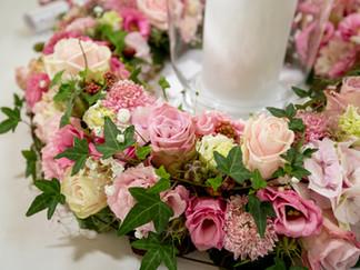 Hochzeit wedding flowers-Sabrina-David-7