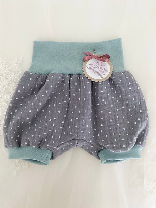 Pant short 56/62 Dots