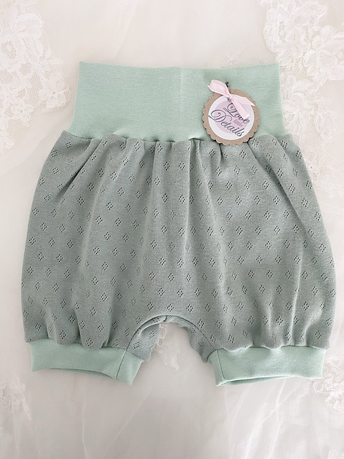 Pant short 80/92 Mint