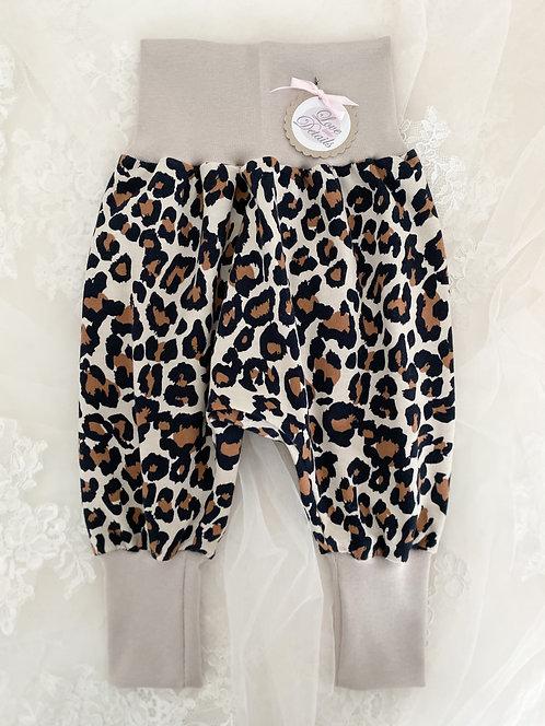 Pant Size 80/86 (12-24 m) Leo Print