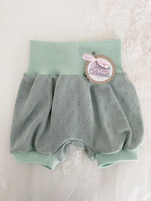 Pant short 68/74 Mint