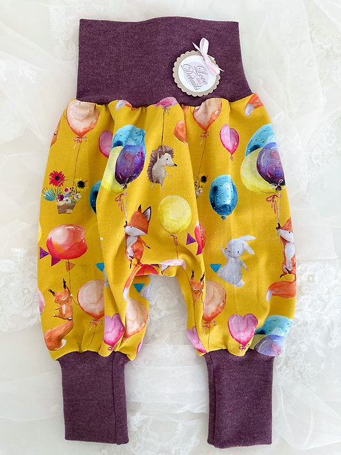 Pant Size 68/74 (6-12 m) Flying Forest Friends