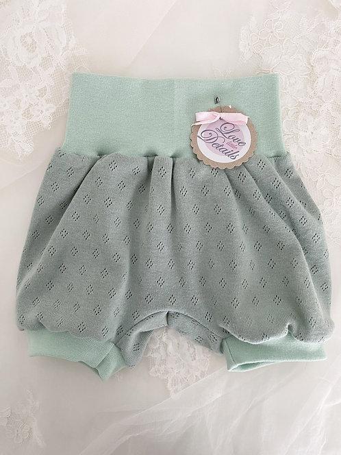 Pant short 56/62 Mint
