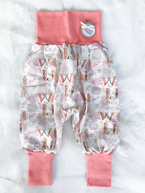 Pant Size 92/98 (2-4 yr) Wild Pineapple