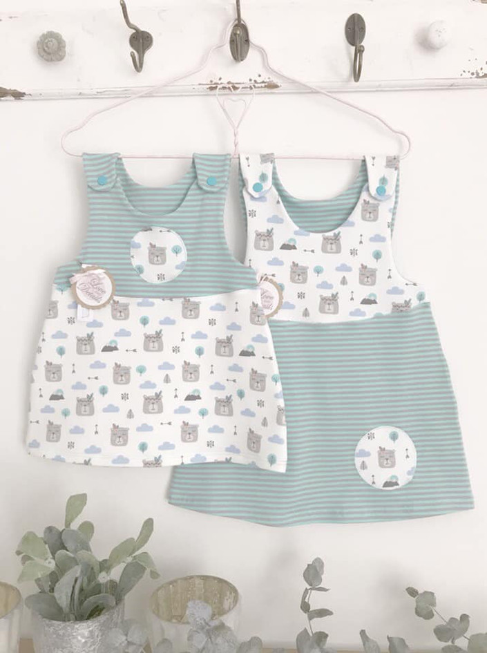 LLD Girls Dress Aqua.jpg