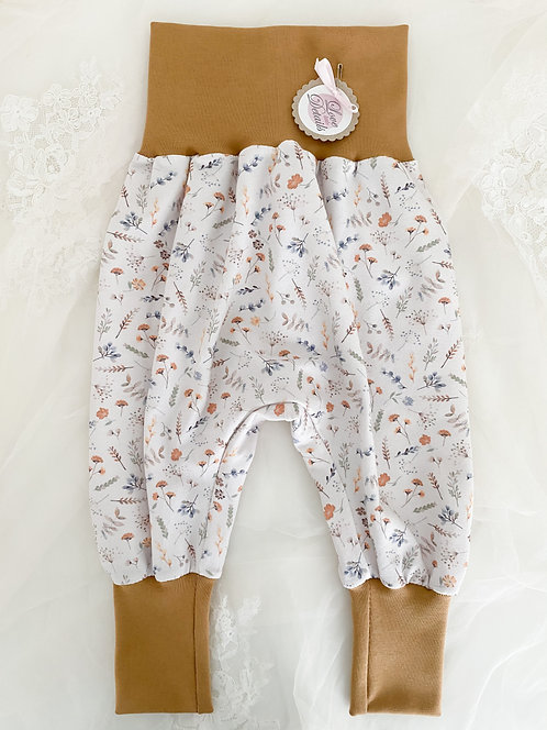 Pant Size 80/86 (12-24 m) Flower Magic