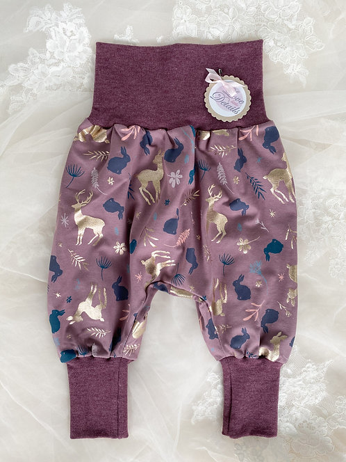 Pant Size 68/74 (6-12 m) Golden autumn