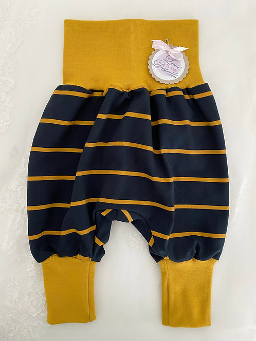 Pant Size 56/62 (2-6 m) Stripes