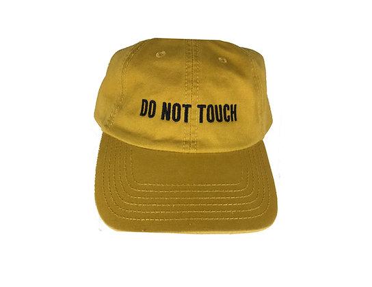 DNT Yellow Dad Cap