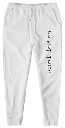 DNT JOGGERS [WHITE]