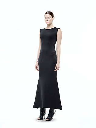 Neo Black Dress