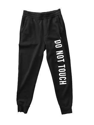 S2 Do Not Touch Joggers X Champion (Black)