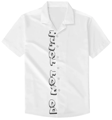 DNT Chrome Dressshirt [WHITE]