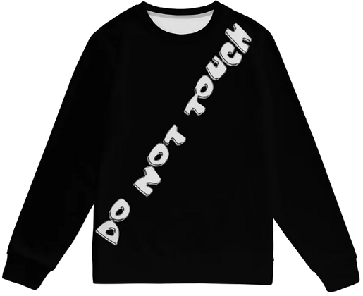 DNT Chrome Sweatshirt [BLACK]