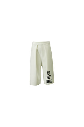 DNT WHITE NEO MENS SHORTS- (S200023)