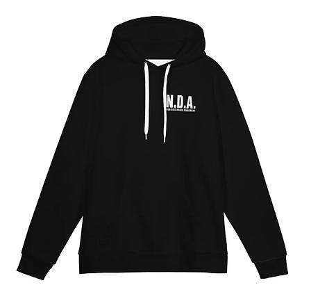 """S2 """"NDA"""" T-SHIRT [BLACK]"""