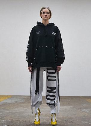 "(NEW)Demi-Couture ""PAEG"" DNT x Champion Vitruvian Sweatshirt"