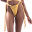 Thumbnail: CARINE RING CANARY YELLOW BIKINI-[BOTTOM]