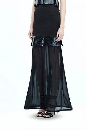 Neo New Pep Sheer Skirt