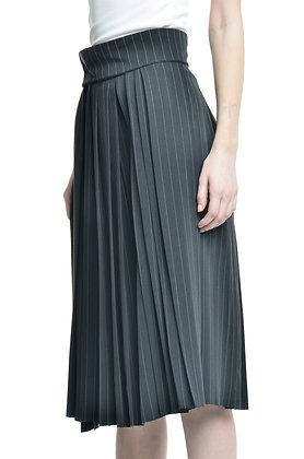 Accordion Box Skirt