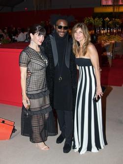 Sara See Jennifer Karol at Art Ball