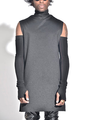 Dri-Fit HIgh Collar Shirt