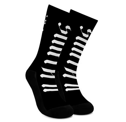SMITH II Socks [BLACK]