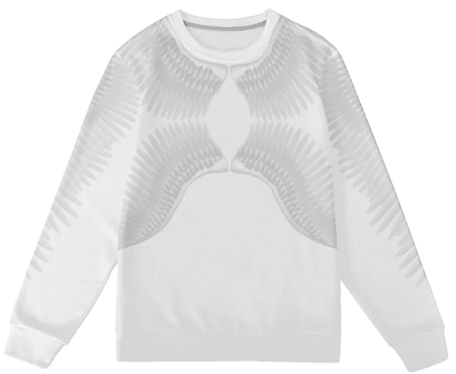 SMITH II Fallen Grace Sweatshirt [WHITE]