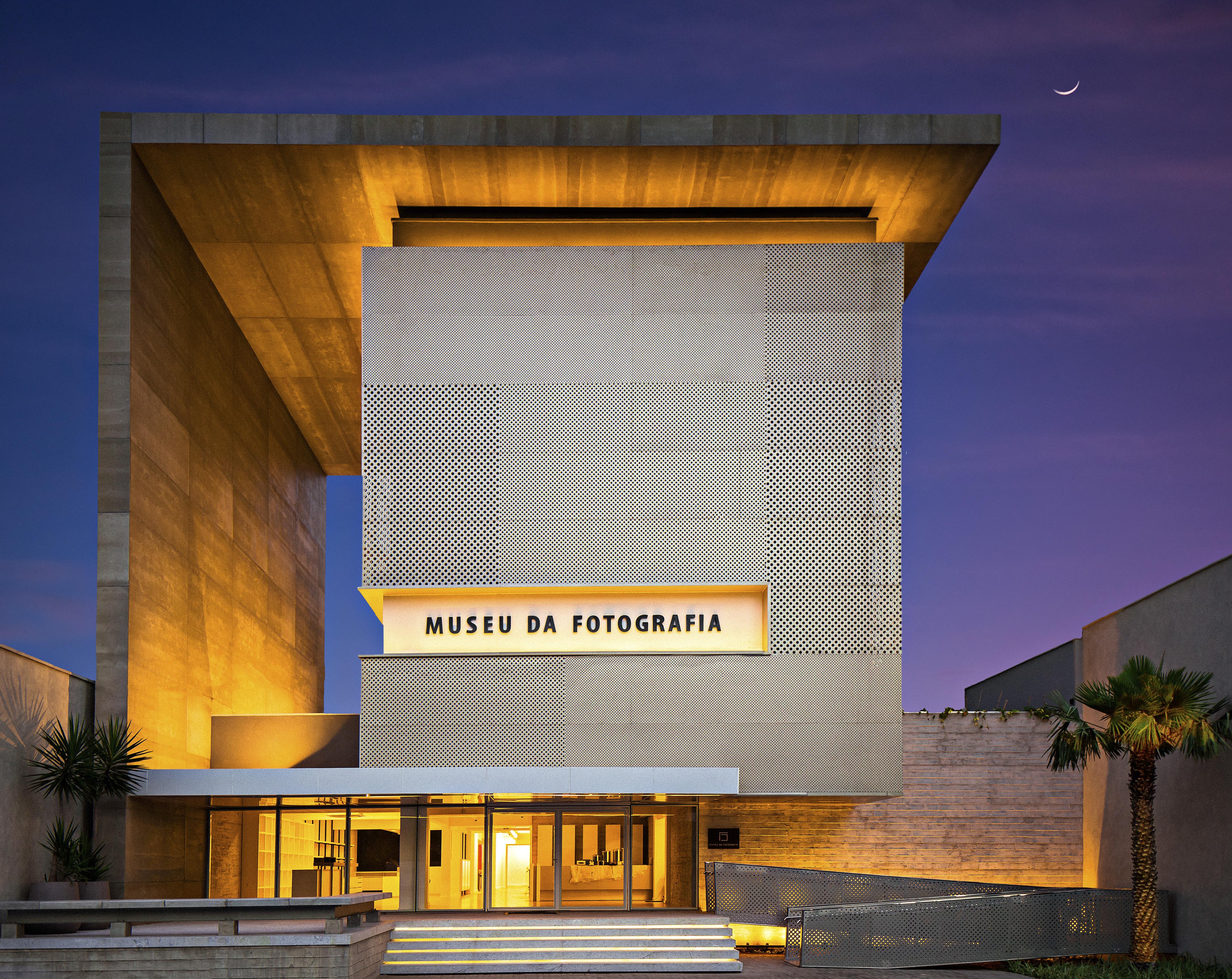 MUSEU DA FOTOGRAFIA