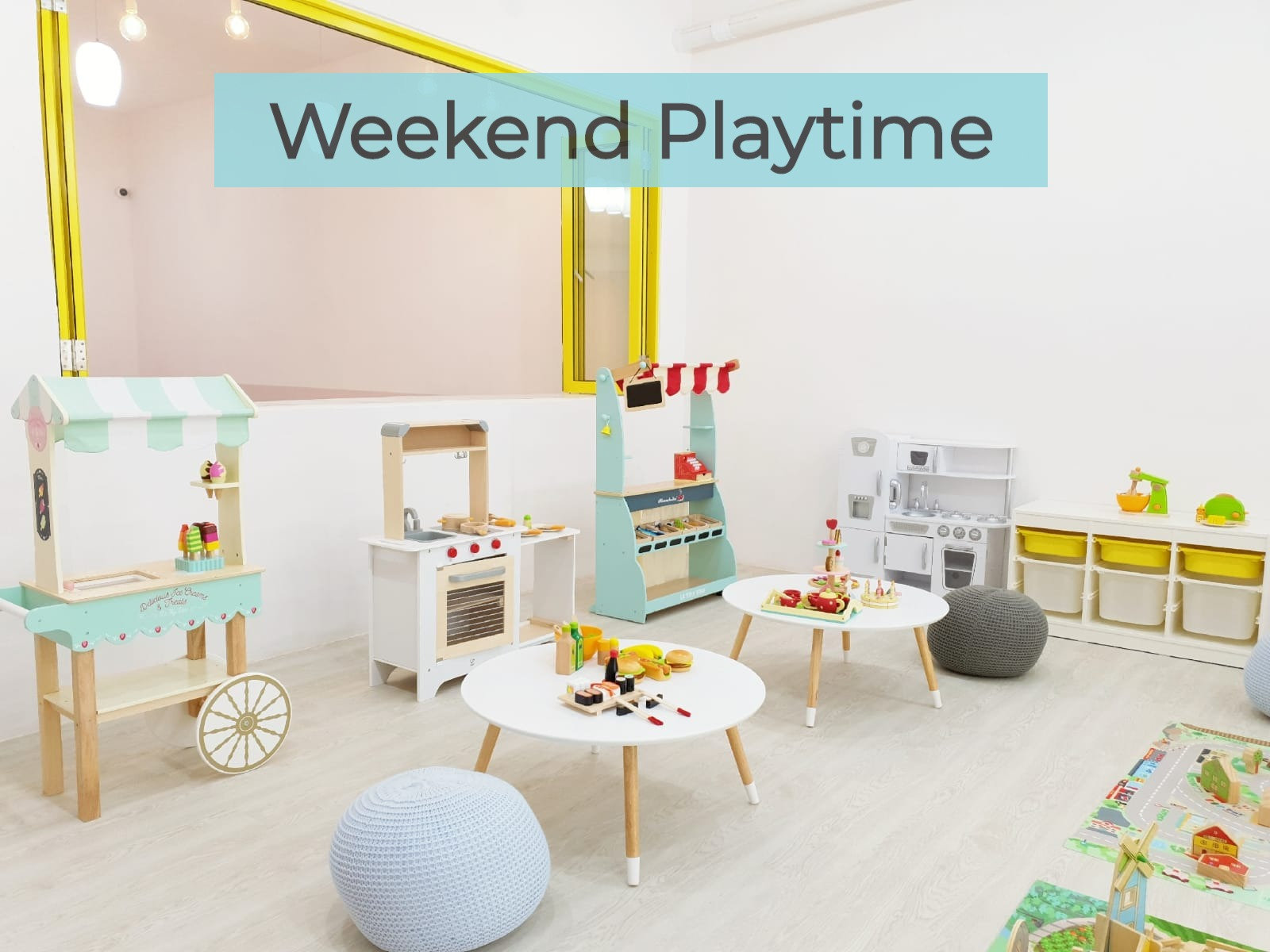 Weekend Playtime