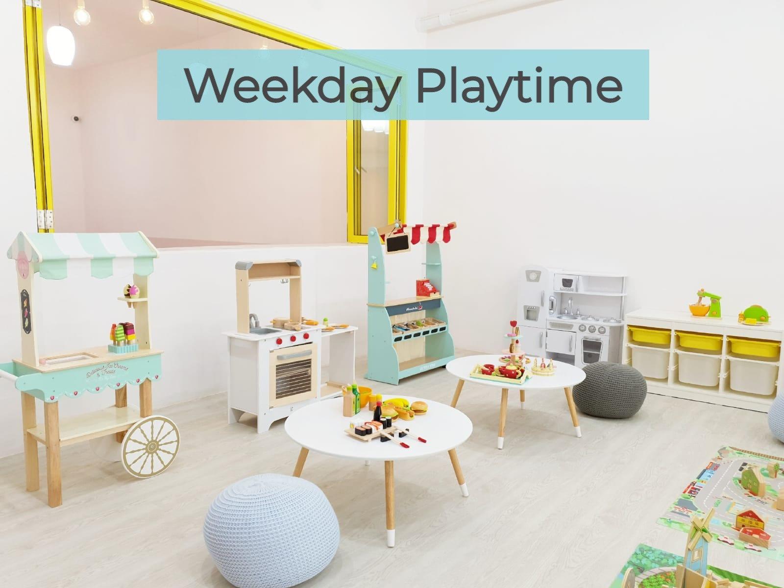 Weekday Playtime