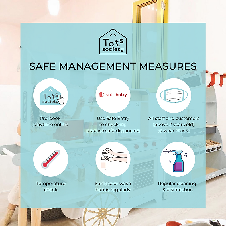 Tots Society Safe Management Measures.pn