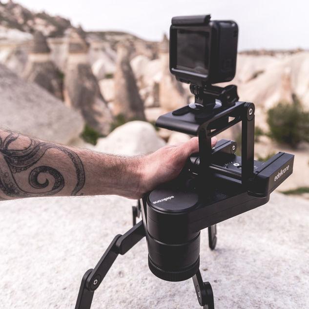 GoPro ve Edelkrone Wing