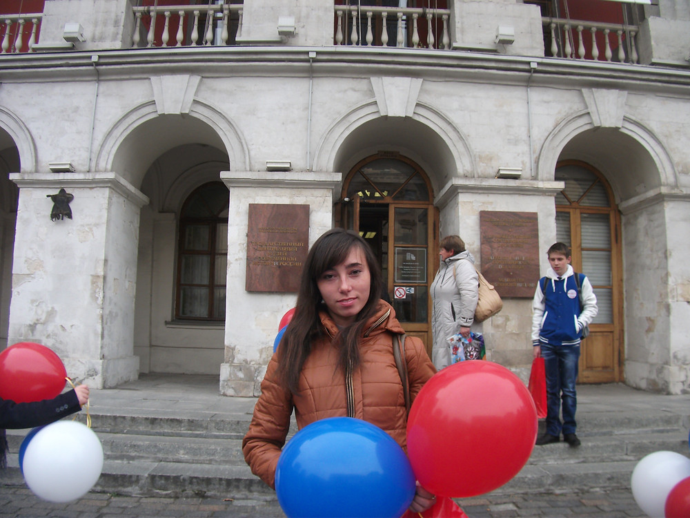 Яфарова Ольга