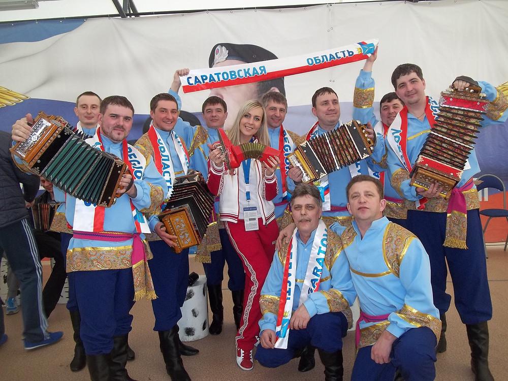 Олимпиада в Сочи, 2014 г.