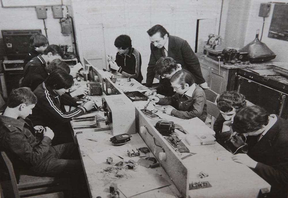 Кружок электроники и автоматики