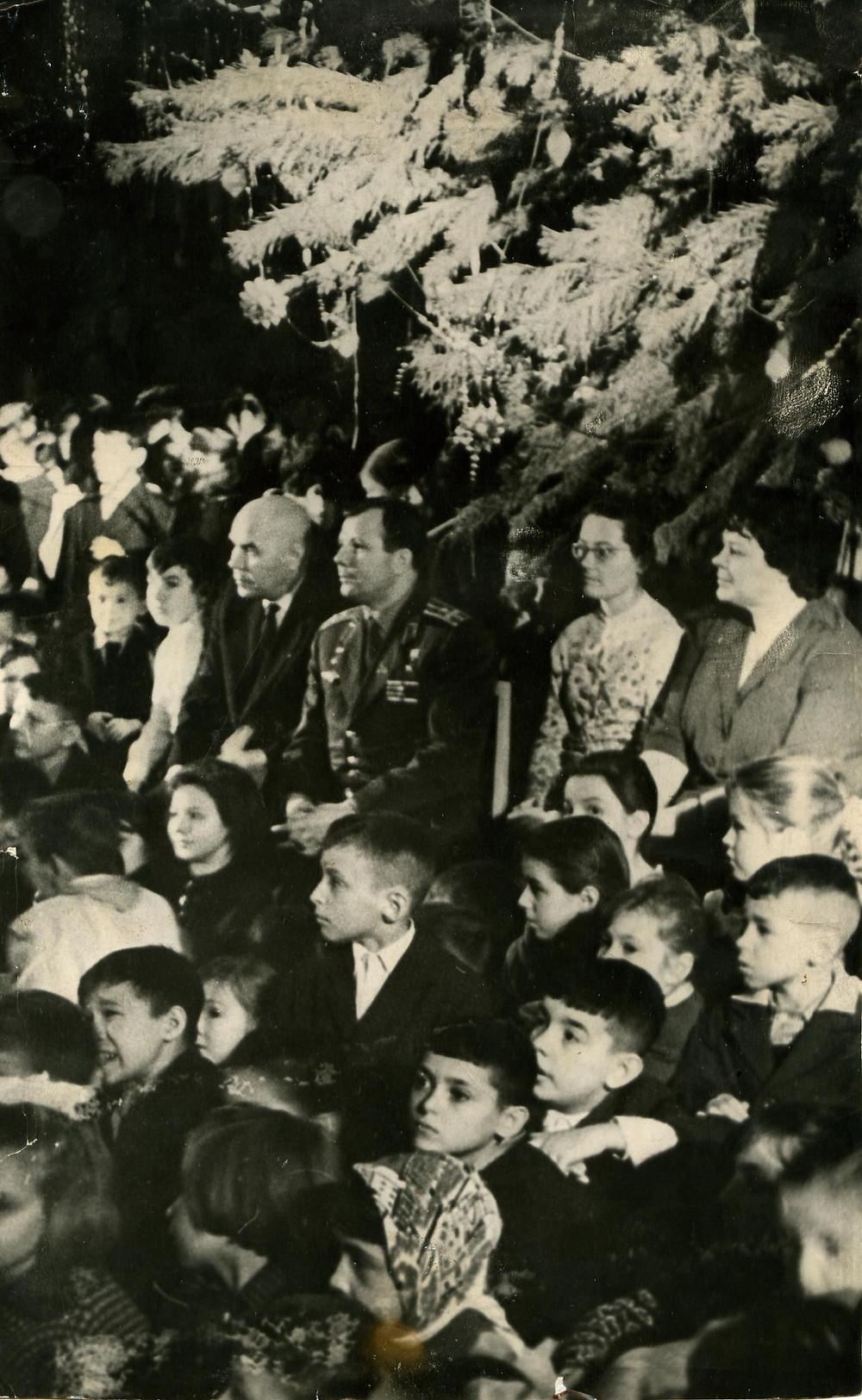 Гость Дворца - Ю.А. Гагарин